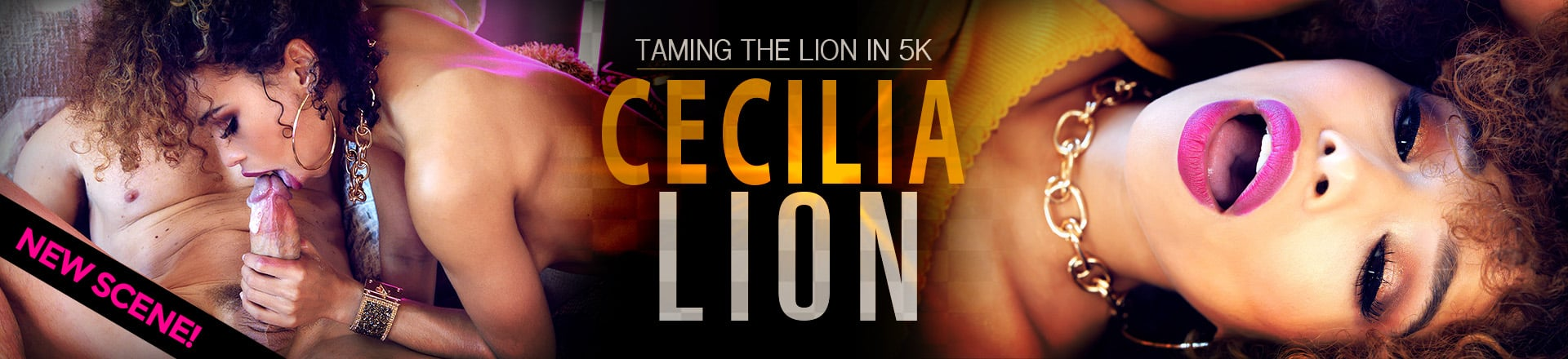 Cecilia Lion in stunning 5K