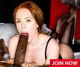 Ella Hughes at BlackedRaw.com