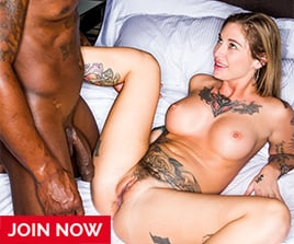 Kleio Valentien at BlackedRaw.com